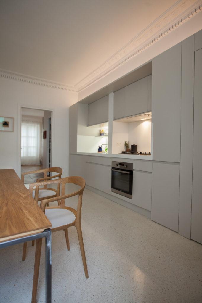 aménagement architecte intérieur cuisine
